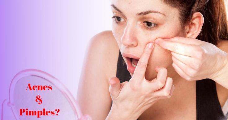 Acnes & Pimples